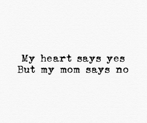 love, heart, and mom image