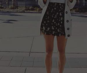 clothes, floral, and want image