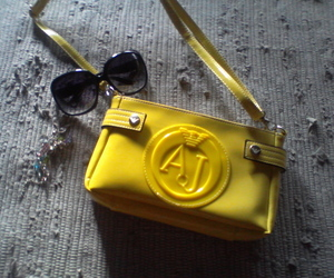 bag, fashion, and Giorgio Armani image