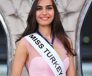 beautiful, miss turkey, and girl image