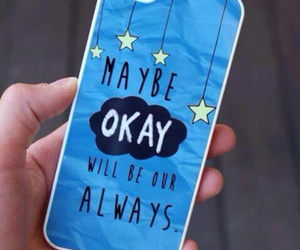 okay, iphone, and the fault in our stars image