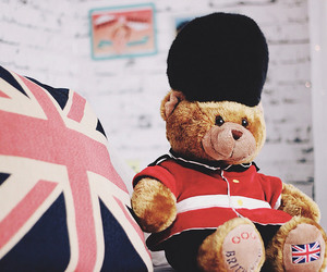 bear, cute, and england image