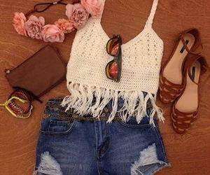 beautiful, outfit, and hipster image