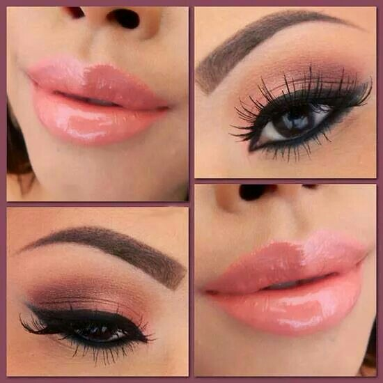 inspiration, cute, and eyeliner image