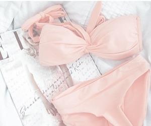 bikini, summer, and Elle image