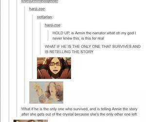 anime, annie, and story image