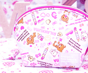 kawaii, rilakkuma, and cute image