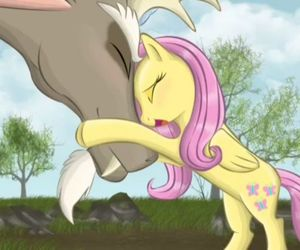 MLP, fluttershy, and my little pony image