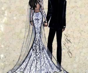 hayden williams, fashion, and wedding image