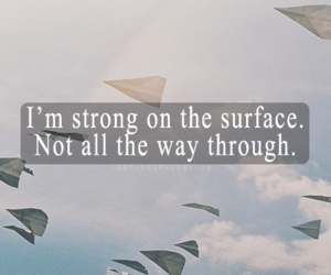 song, strong, and surface image