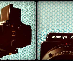 awesome, blue, and mamiya image