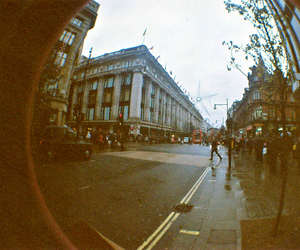vintage, hipster, and fisheye image