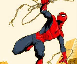 spiderman, Marvel, and like image
