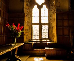 derbyshire, window, and england image