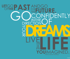 life, quotes, and dreams image