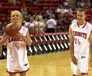 britney spears and justin timberlake image