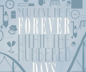 quote, john green, and tfios image