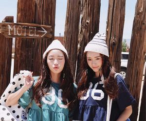 model, fashion korean, and stylenanda image