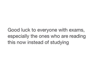 exam, studying, and school image