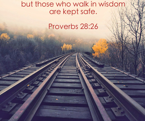 bible, verse, and proverbs image