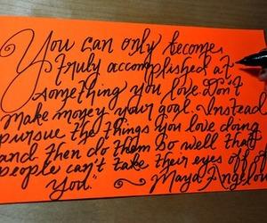 inspiring, maya angelou, and quotes image
