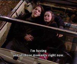 gilmore girls and rory and dean image