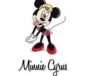 cyrus and minnie image