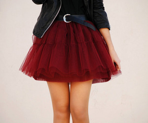 skirt, girl, and cute image