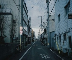 grunge, city, and japan image