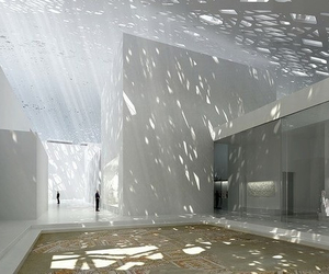 light, architecture, and white image