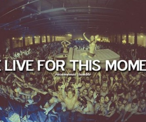 rave, fest life, and moments image