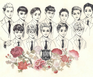 12, boys, and Chen image