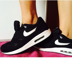 air max, nike, and sneakers image