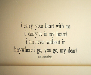 carry, dear, and heart image