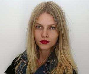 aline weber, blonde, and eyes image