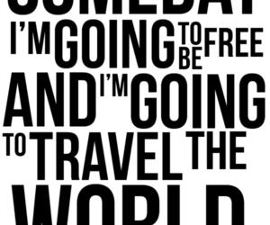 travel, world, and free image