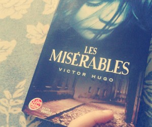 for, les miserables, and school image