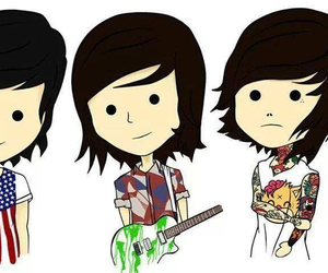 bring me the horizon, pierce the veil, and sleeping with sirens image