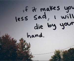 quote, sad, and brand new image