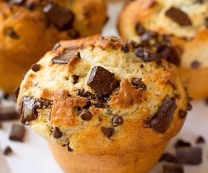 chocolate, cupcake, and yummi image