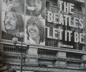 the beatles, beatles, and let it be image
