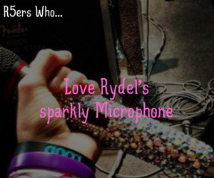 r5 and rydel lynch image