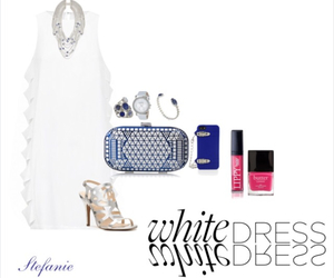 BCBG, outfit, and Polyvore image