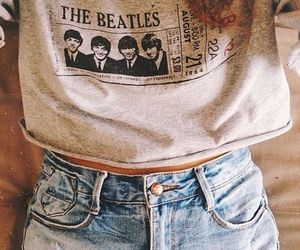 beatles, the beatles, and style image