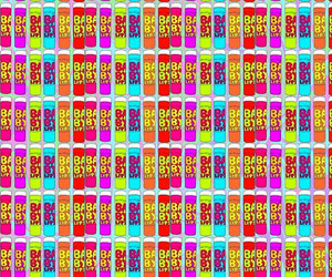 wallpaper and baby lips image