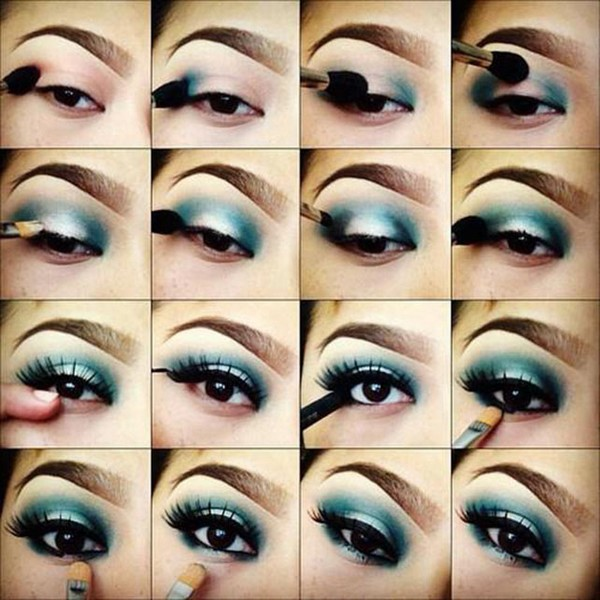 Makeup Tips For Deep Set Eyes On We Heart It