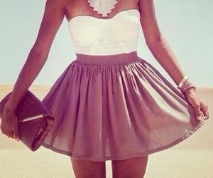 clothes, gorgeus, and dress image