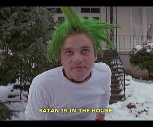 acid, sean, and green hair image