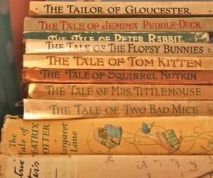 beatrix potter, romance, and book image