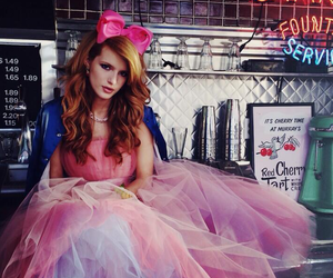 bella thorne, bella, and dress image